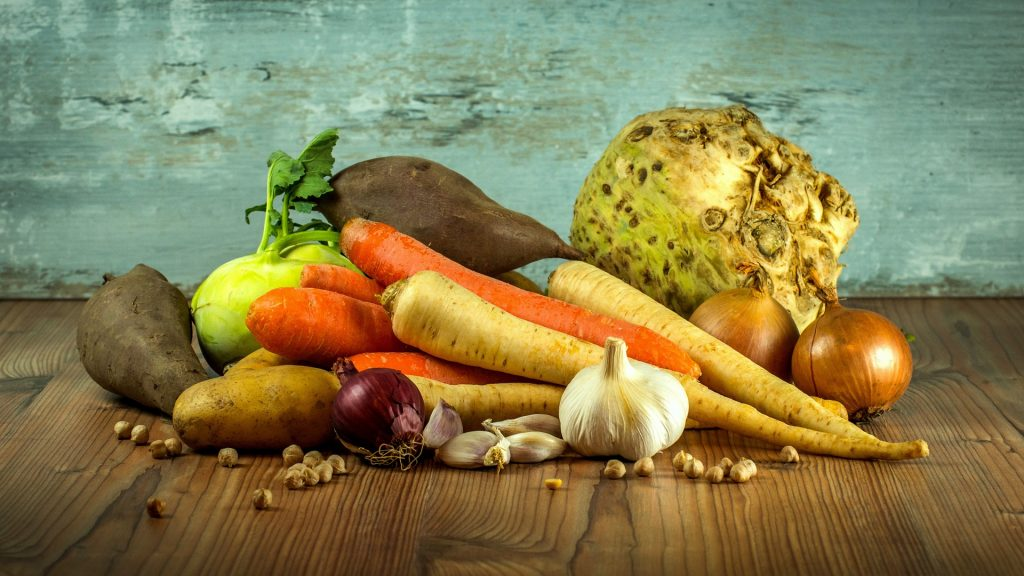 Vegane Fitness-Einkaufsliste