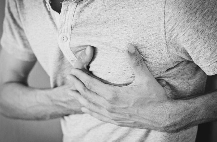 Schmerz in der Brust