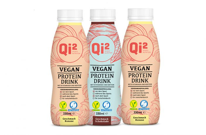 Veganer Protein Drink