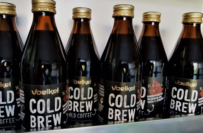 Cold Brew Coffee von Voelkel