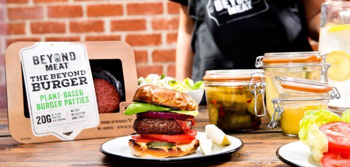 Beyond Meat Burger endlich in Deutschland