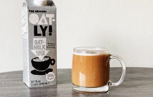 Oatly Barista Milch