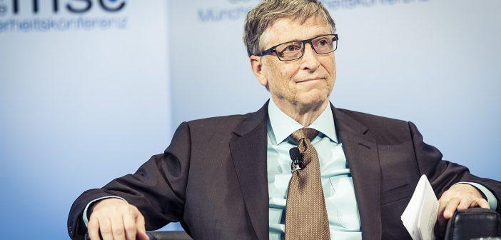 Bill Gates nimmt Stellung zur deutschen Massentierhaltung